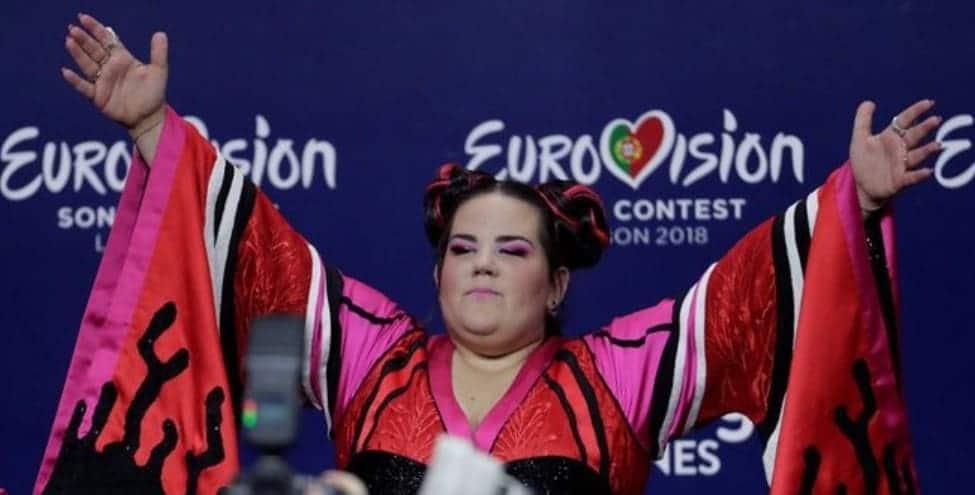 Нетта Барзилай: Евровидение-2018