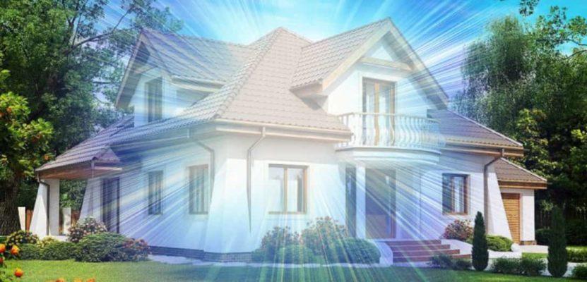 Очистка и защита дома от негатива