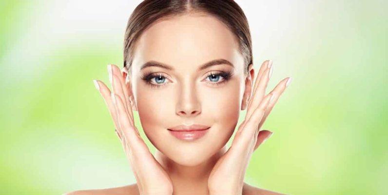 Красивый цвет лица — как омолодить кожу лица