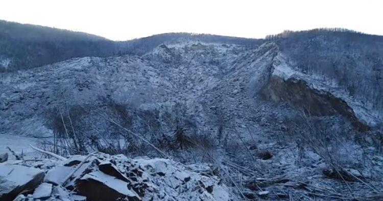В Хабаровском крае упал бесшумный метеорит