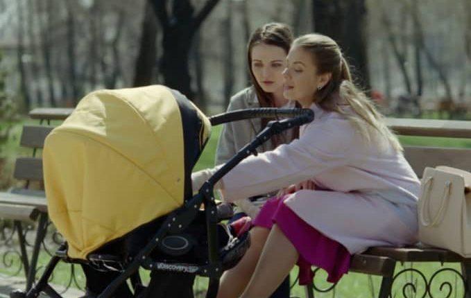 """Кадр из сериала """"Сердце матери"""". Фото: Россия-1"""